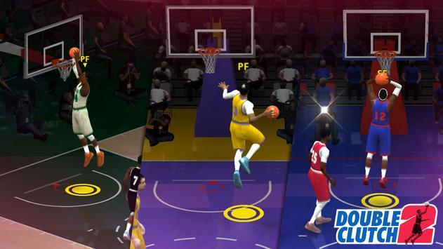 DoubleClutch 2 : Basketball Game screenshot 14