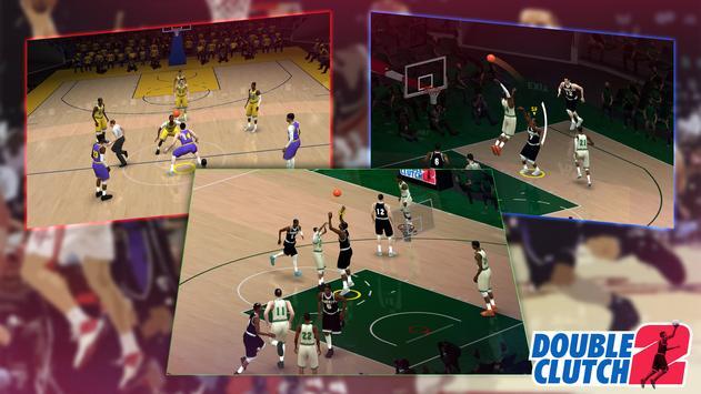 DoubleClutch 2 : Basketball Game screenshot 3