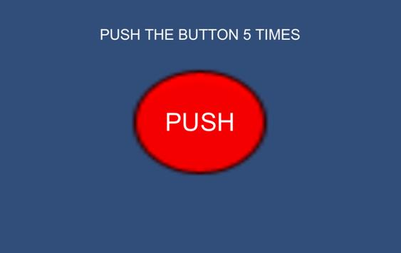 Push the button poster