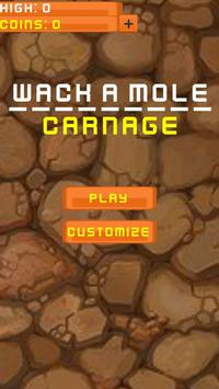 Whack A Mole: CARNAGE poster