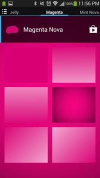 Magenta Theme Nova screenshot 4