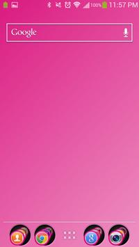 Magenta Theme Nova screenshot 7
