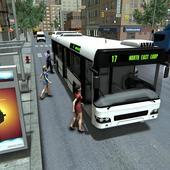 City Bus Simulator 2019 icon