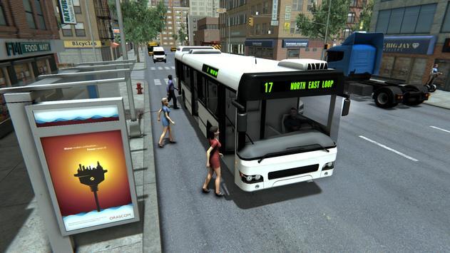 City Bus Simulator 2019 screenshot 1