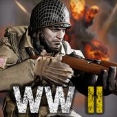 더퍼시픽 월드워2 : 항일 전쟁 슈팅 게임 icon