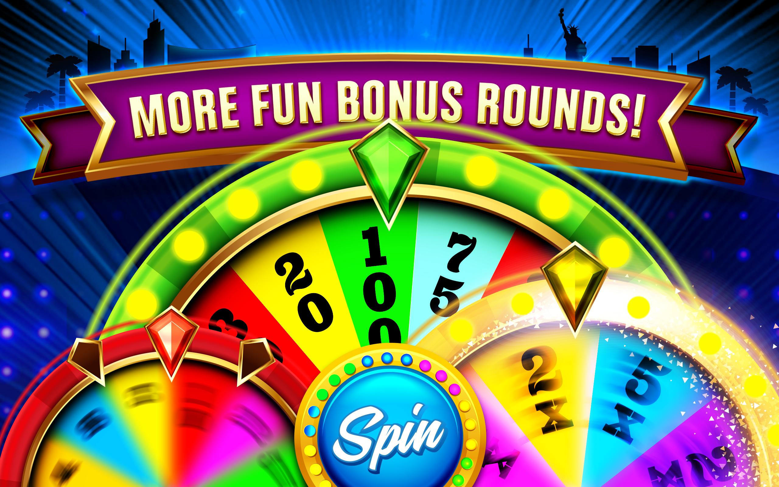 Free Online Slot Casino Games