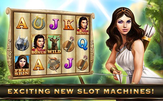 Slots Gods of Greece Slots - Free Slot Machines screenshot 4