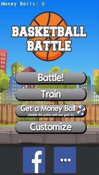 Basketball Battle poster