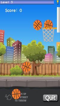 Basketball Battle screenshot 1