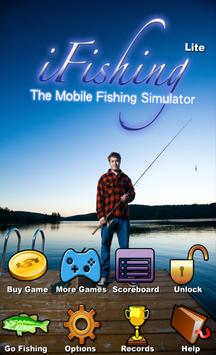 i Fishing Lite poster