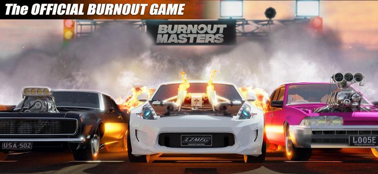 Burnout Masters screenshot 1