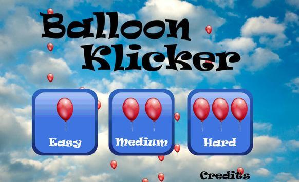 BalloonKlicker for children screenshot 3