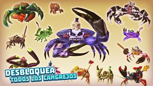 Rey de los Cangrejos captura de pantalla 1