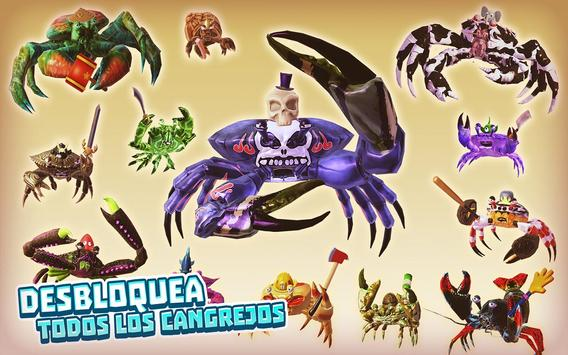 Rey de los Cangrejos captura de pantalla 8