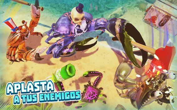 Rey de los Cangrejos captura de pantalla 9
