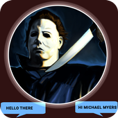 Live Chat With Michael Myers icon