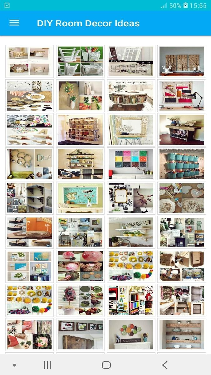 New Diy Room Decor Ideas For Android Apk Download