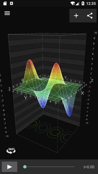 Visual Math 4D 海報