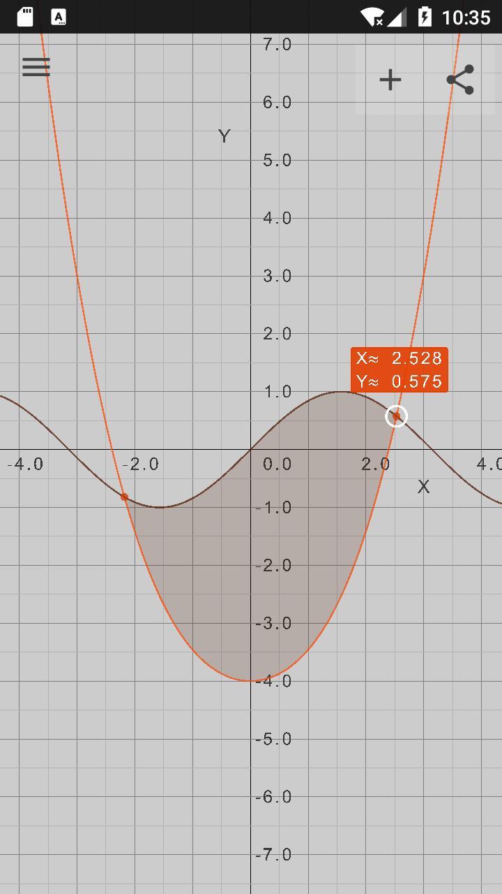 Visual Math 4D - Graphical Calculator для Андроид - скачать APK