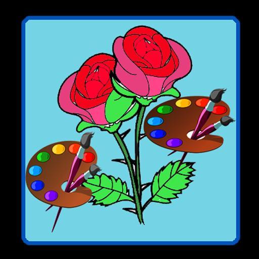 Mewarnai Bunga Mawar For Android Apk Download