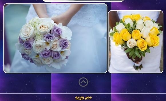 Rose Wedding Bouquet Ideas screenshot 3