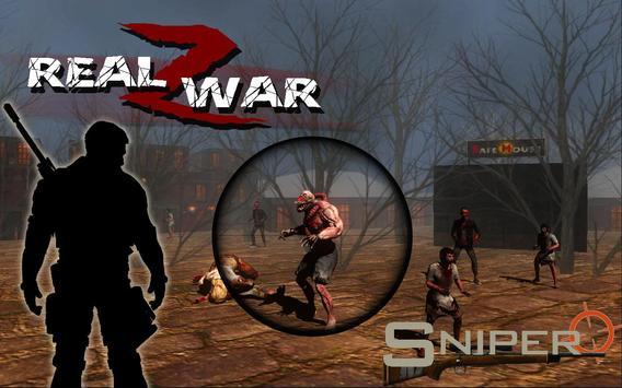 Dead Zombie Hunter 3D: Zombie Shooting Games screenshot 10