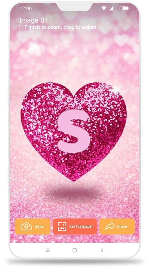 S Letter Wallpaper For Android Apk Download