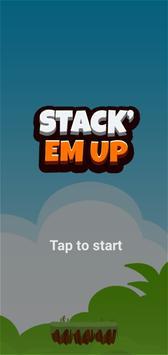 Stack'em up poster