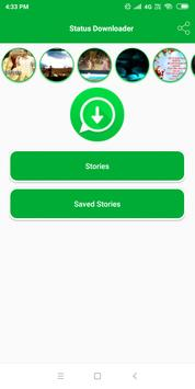 All Status Downloader App for What'sapp 2019 poster