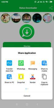 All Status Downloader App for What'sapp 2019 screenshot 3