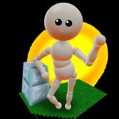 Animate free! icon