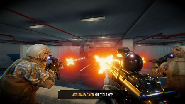 Strike Team Online imagem de tela 6