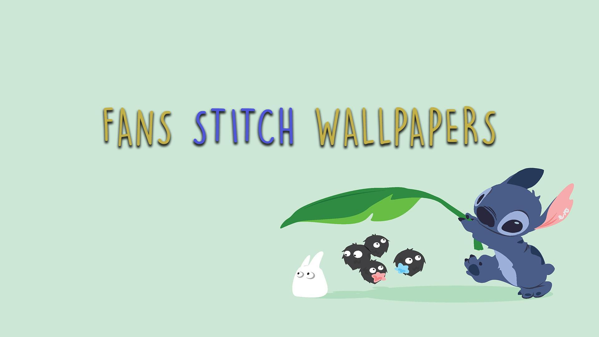 Stitch And Lilo Blue 3d Wallpapers Full Hd For Android Apk