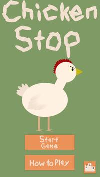 Chicken Stop poster