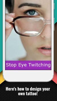 Stop Eye Twitching screenshot 1