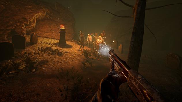 Project RIP Mobile - Free Horror Survival Shooter imagem de tela 4