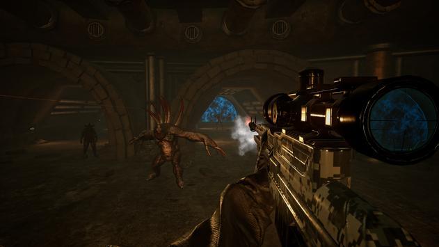 Project RIP Mobile - Free Horror Survival Shooter imagem de tela 5