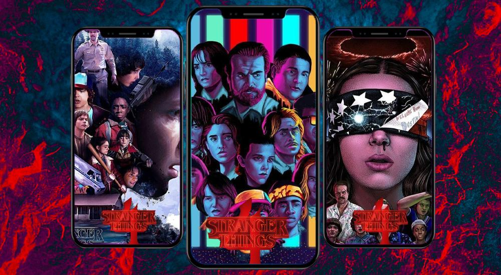 Stranger Things 4 Wallpapers For Android Apk Download