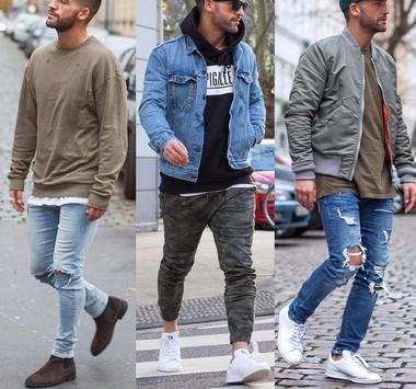 Streetwear Fashion Trends poster