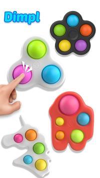 Pop it Fidget Toys 3D screenshot 3
