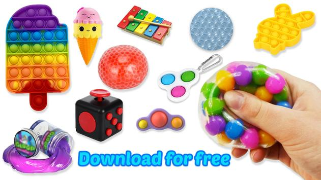 Pop it Fidget Toys 3D screenshot 15