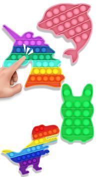Pop it Fidget Toys 3D screenshot 2