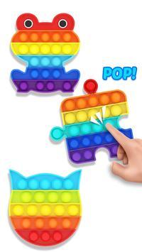 Pop it Fidget Toys 3D screenshot 9