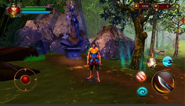 The Return ( Forbidden Throne ) screenshot 2