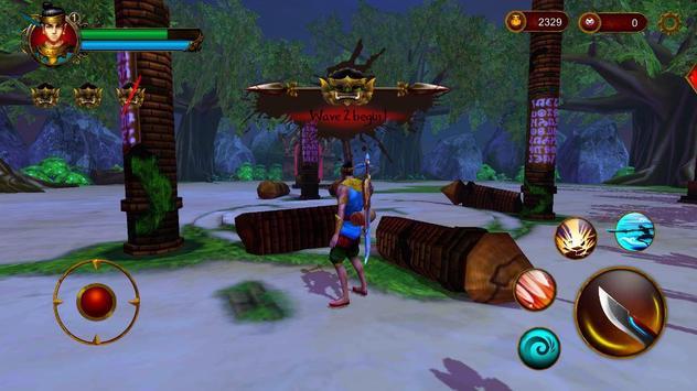 The Return ( Forbidden Throne ) screenshot 3