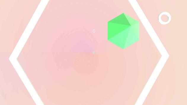 HexagonalSpace poster