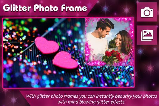 Glitter Photo Frames screenshot 8