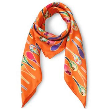 Summer Scarves Gallery poster