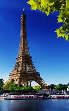 Sunny Paris Live Wallpaper screenshot 4