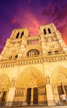 Sunny Paris Live Wallpaper screenshot 5